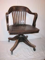 vintage wood desk chair furniture office antique wood swivel desk vintage on wheels