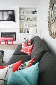 Red Color Living Room Decor Reader Room Inspiration How Do I Decorate With A Red Couch Red