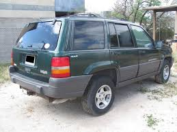 green jeep grand cherokee 1998 jeep grand cherokee laredo for sale