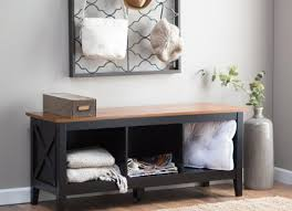 bench charismatic indoor bench with storage plans stimulating