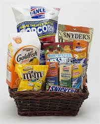 snack basket get well snack basket gift baskets missouri baptist center