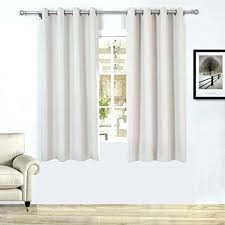46 Inch Length Curtains 46 Length Sheer Curtains Apartment Inch And Wide Large