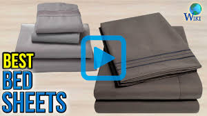 1500 Thread Count Sheets Top 10 Bed Sheets Of 2017 Video Review