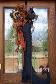 halloween door hanger witch u0027s boot this is one of my favorite