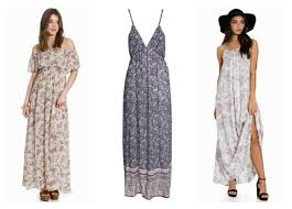maxi kjole smukke maxi kjoler louise