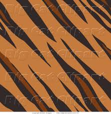 royalty free stock big cat designs of patterns