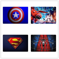 Captain America Bedroom by New Doormat 40 60cm Superman Batman Captain America Iron Man