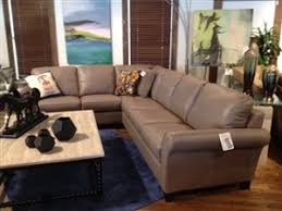 Palliser Chaise Genessa Palliser Leather Sectional Town And Country Leather