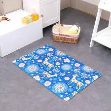 suede dustproof mantle tile carpet welcome door mat kitchen