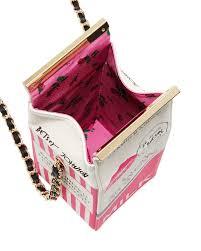 kitch bags astonishing betsey johnson kitch milk carton crossbody bag