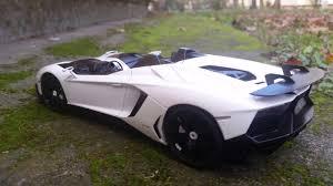 Lamborghini Aventador J Speedster - lamborghini aventador j autoart 1 18 youtube