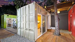 venice shipping container house ipme