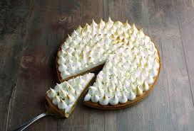 tarte au citron meringuée hervé cuisine tarte au citron meringuée par philippe etchebest