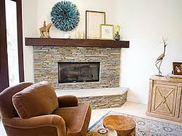 corner fireplace ideas in stone house design center corner fireplaces