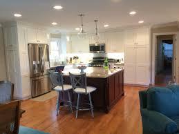 open concept kitchen split level normabudden com