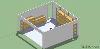 Woodworking Shelf Plans by How To Build A Shelf For The Garage