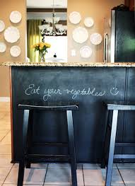chalkboard in kitchen ideas 5 easy kitchen decorating ideas freshome