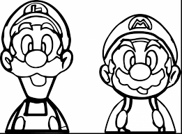 unbelievable super mario coloring pages printable with super mario