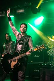review black star riders rock city nottingham 14 march 2017