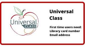 universal online class donegal library services