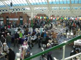 an english flea market in tynemouth u2013 the sewing room