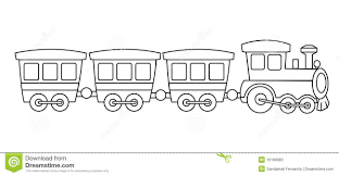 train clipart outline pencil and in color train clipart outline
