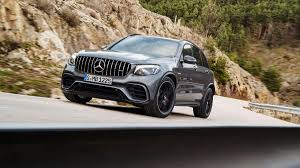 jeep mercedes 2018 2018 mercedes amg glc 63 suv and coupe debut before new york auto show