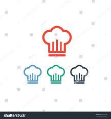 Kitchen Logo Design Restaurant Modern Kitchen Chef Logo Design Stock Vector 445292938