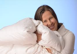 Goose Down Comforter Queen Luxurious Goose Down Comforter