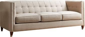 allmodern custom upholstery cecily chesterfield sofa u0026 reviews