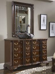Glass Mirrored Bedroom Set Furniture Goddard Beveled Glass Mirror By Fine Furniture Design Wolf And