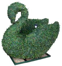 Topiary Frames Wholesale Topiary Swans