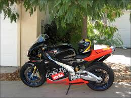aprilia rsvr mille custom paint job fourwheelforum