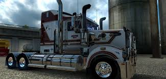 kenworth trucks photos selman bros skin for the kenworth t908 mod american truck