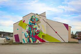 artists create stunning murals to raise awareness of ocean mural by arlin photo by tre packard