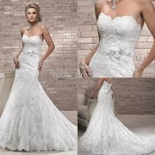 wedding dress mermaid sweetheart neckline biwmagazine com