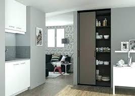 meuble cuisine rideau coulissant meuble a rideau coulissant fpso info