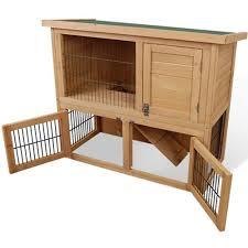 3 Storey Rabbit Hutch Oz Crazy Mall Rabbit Hutch Chicken Coop Guinea Pig Ferret Cage