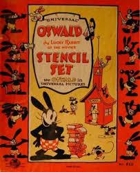 rabbit merchandise disneyland vintige oswald oswald the lucky rabbit the only 3