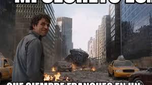 Memes De Hulk - mi secreto es hulk thats my secret meme on memegen