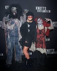 stars get in the halloween spirit entertainment tonight