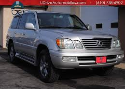 lexus lx470 gas mileage 2006 lexus lx 470
