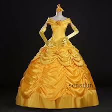 online get cheap cosplay belle costume aliexpress com alibaba group