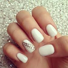 100 ideas for nails with rhinestones trendy in 2017