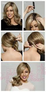 15 easy side hairstyles you try do u0027s glamour