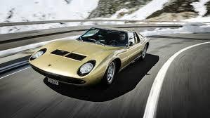 classic lamborghini 1966 1969 lamborghini miura review top speed