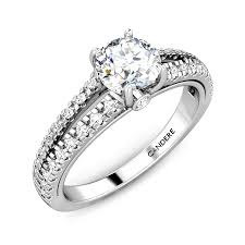 rings online gold images Shivangi diamond engagement ring online jewellery shopping india jpg