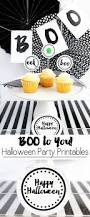 boo to you halloween party printables sweet rose studio