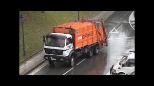 mercedes benz 2527 truck youtube