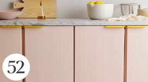 is behr paint for kitchen cabinets 5 ways to transform your kitchen cabinets with paint food52 behr